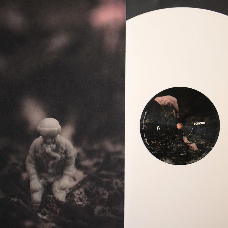 Lead Bird, Détail du Vinyle (3/6)