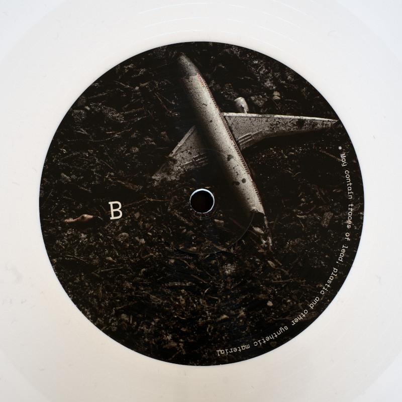 Lead Bird, Détail du Vinyle (5/6)