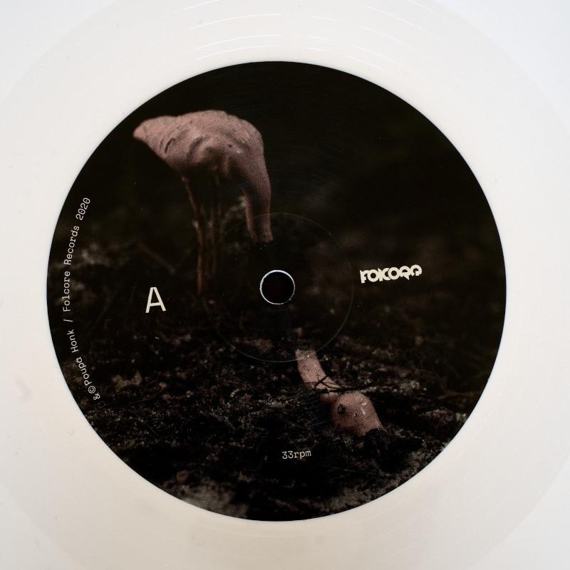 Lead Bird, Détail du Vinyle (6/6)