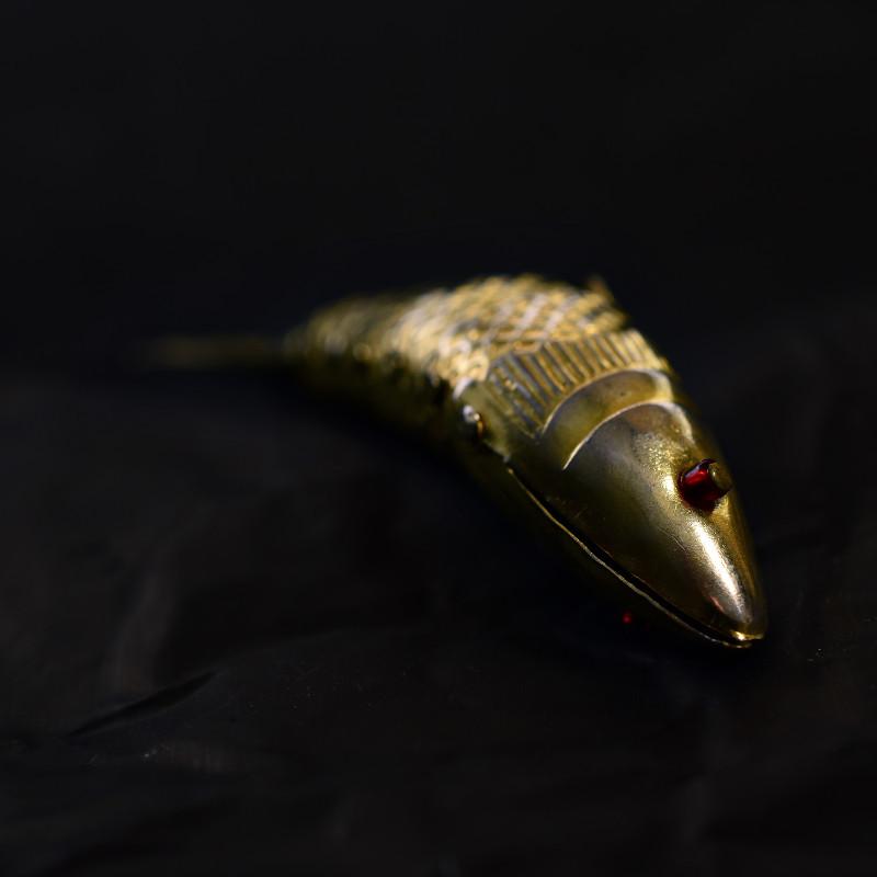 Poupa Honk - Gold Fish