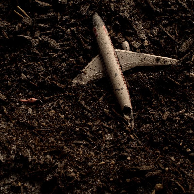 """Visuel de l'album """"Lead Bird"""" par Poupa Honk (5/6)"""